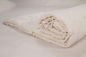 Bettdecken aus Naturmaterialien