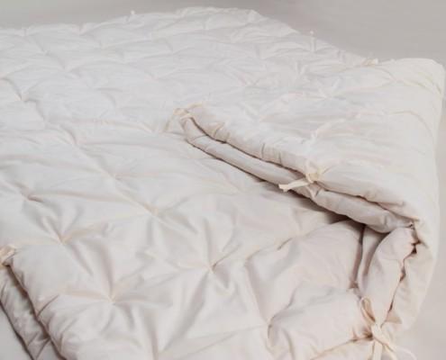 Schurwolldecke - als Komibdecke - schlafstatt