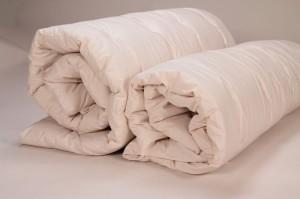 Unterbetten Schafschurwolle