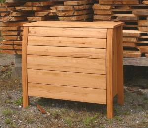 Massivholzkommoden - Holzschmiede