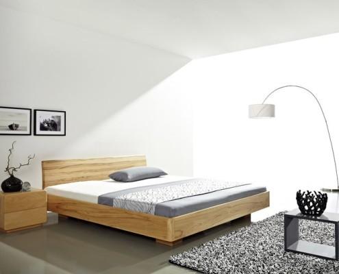 schräg schlafen - mit dem Bett Basal