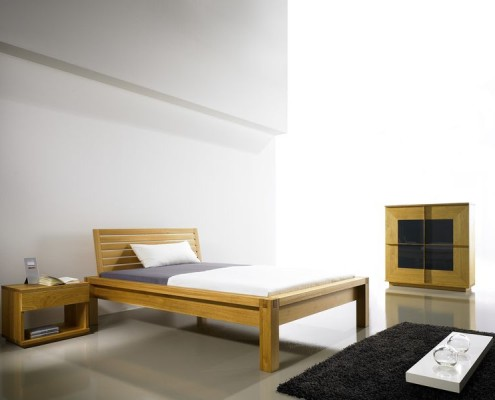 metallfreie Betten - Zweigraum - Malmo