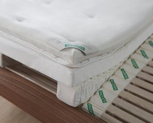 Samina Orthopädielösung - schlafstatt