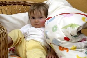 Kinderbettwaren Schlafstatt