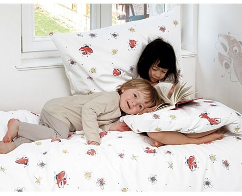 Kinderbettwäsche Cotonea