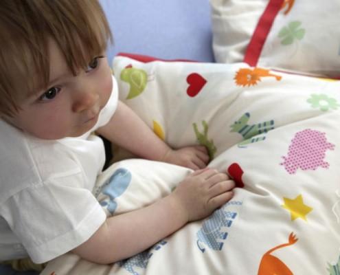 Bio-Baumwolle für Kinderbettwäsche