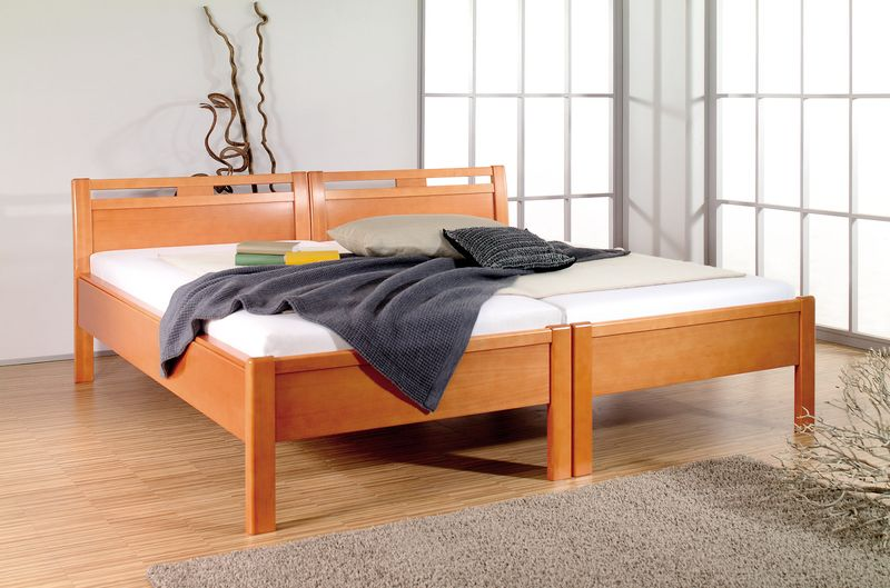 teilbare betten ganz einfach vom doppelbett zu zwei einzelbetten. Black Bedroom Furniture Sets. Home Design Ideas
