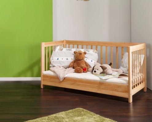 Kinderbetten Benevita - Umbau