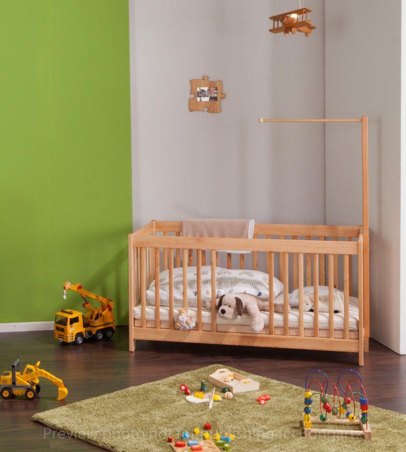 Kinderbetten aus massivholz sch n und langlebig - Besondere kinderbetten ...