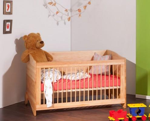 Babymatratzen auch in sondermaßen aus kontrollierten naturmaterialien
