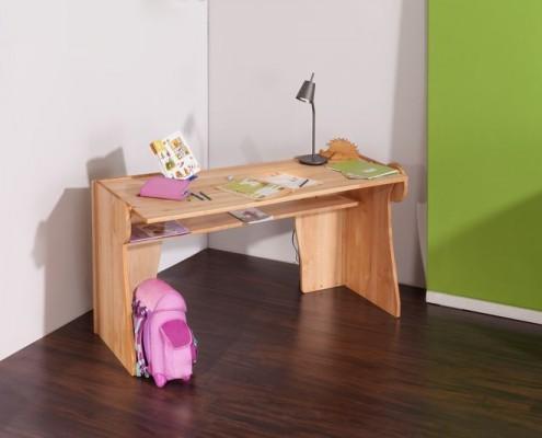 Kinderbett Triline - Umbau Schreibtisch