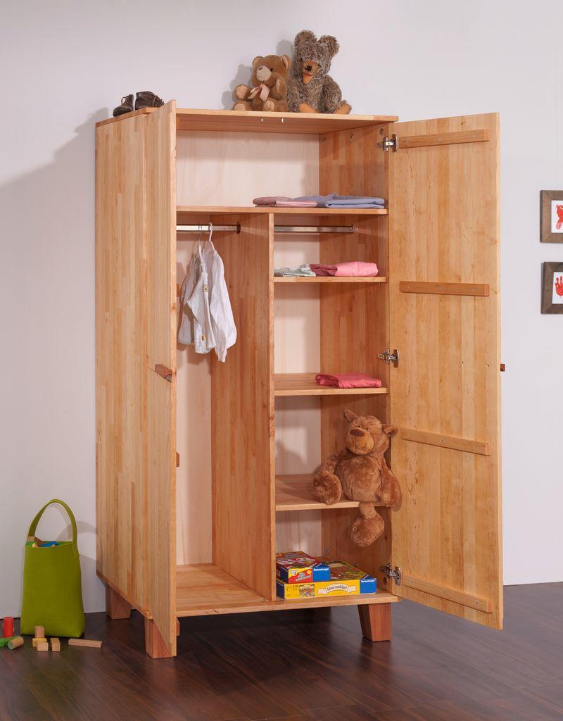 Kinderbetten aus Massivholz - schön und langlebig