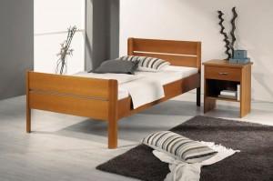 Betten in Komforthöhe - Bett Capri
