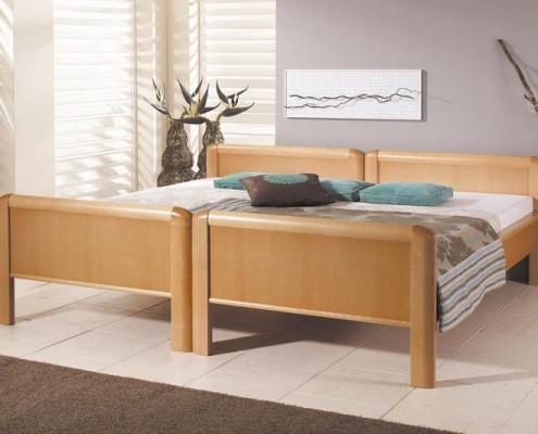 teilbare Betten - Duo als Kombibett
