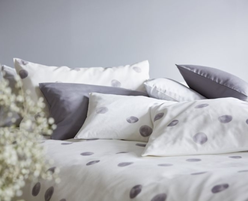 Bettwäsche Tupfen - schlafstatt betten stuttgart