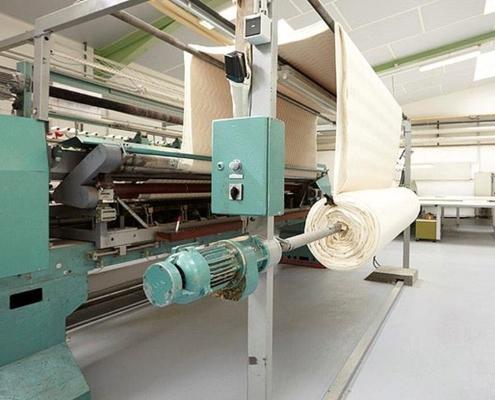Matratzen Lonsberg Produktion