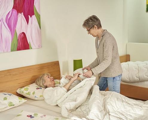 Bettenfachgeschäft mit optimaler Beratung