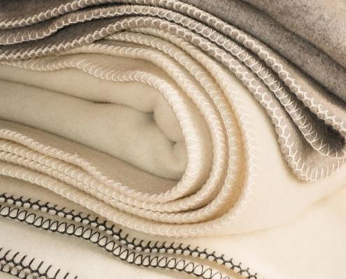 Wolldecken von Wollzeit