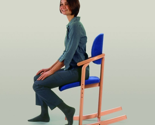 richtig Sitzen - Moizi 4