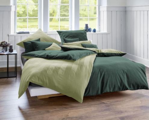 schlafstatt - Bettwäsche von Cotonea