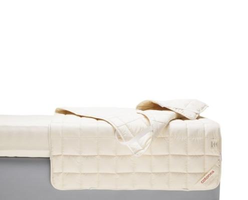 Unterbetten aus Schafschurwolle - schlafstatt