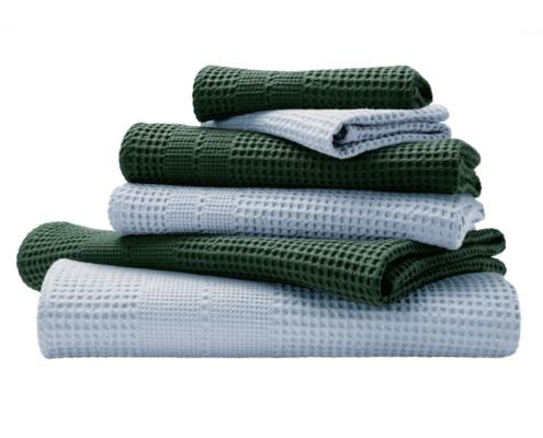 Pikee-Handtücher von Cotonea